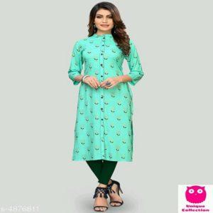 Aagyeyi Petite Kurti For Women