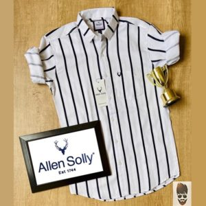 Allen Solly Lining Shirts For Men