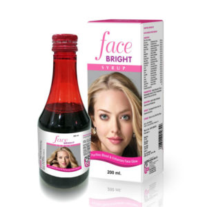 Austro Labs Face Bright Blood Purifier Syrup (200 ml)