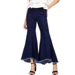 Bell Bottom Palazzo For Women