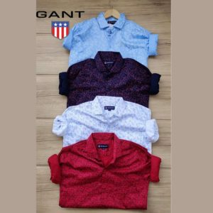 Gant High Quality Shirt With Cotton Stuff