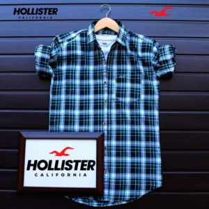 Hollister Full Sleeve Check Shirt