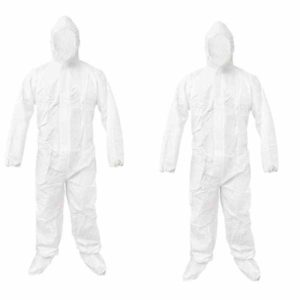 PPT Kit Safety Suit For Protection From Covid 19 And Other Infections By RR Collection 2