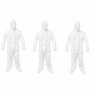 PPT Kit Safety Suit For Protection From Covid 19 And Other Infections By RR Collection 3