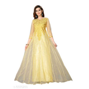 Siya Glamorous Women Gowns By Hafsa collection