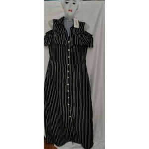 Women Western Dress By RR Collection (Black 4)