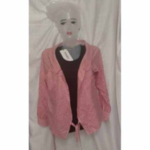 Women Western Dress By RR Collection (Pink)