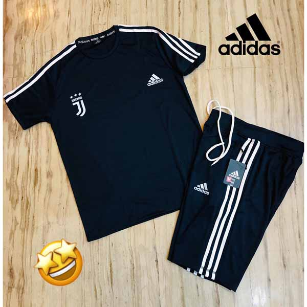 Adidas Combo T-Shirt, Shorts For Men By Sai Collection