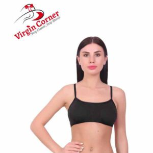Virgin Corner Comfortable Non-Padded T-Shirt Bra By Diviner Apparels (S-1008)