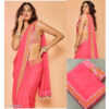 Chitrarekha Superior Georgette Saree With Banglori Silk Running Blouse By Priyanka Bansal (Ounk)