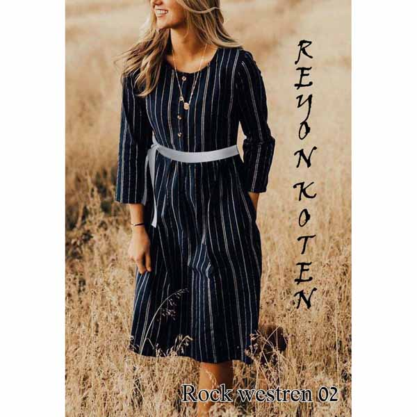 Western Wear Dress For Women By Shopping With Style (Black)