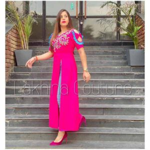 Kurti & Jeans For Women By Rajasthan Collection