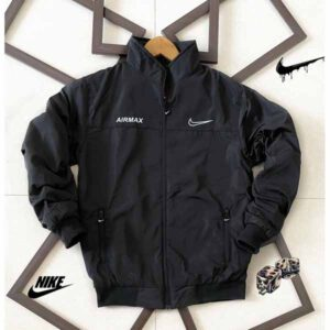 Nike Jacket For Men By Sai Collection (Black)