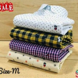 Combos Shirt For Men By Sai Collection