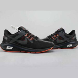 Nike Structure 15 Radium Sports Shoes By Harsh Collection (Black)