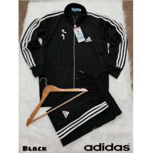Adidas Full Sleeve Original Dry Fit Lycra Premium Quality Track Suit By Harsh Collection