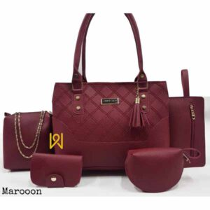 Branded Hand Bag Combo Offer For Women By Blossom Boutique