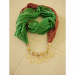 New Attractive Pendant Scarf For Women By Balaji Collection