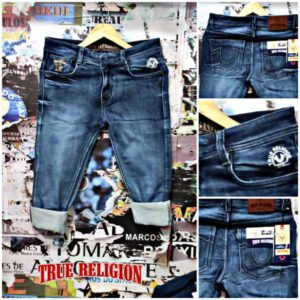 New Branded Premium Quality Narrow Jeans For Men By AK Fashion