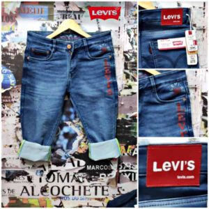 New Knitted Cotton Narrow Bottom Jeans For Men By A.K. Fashion (6)