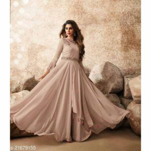 Classic Fashionista Women Gown By Samu Collection