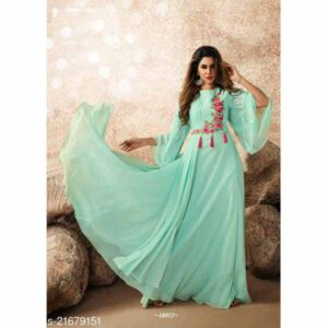 Classic Fashionista  Gown For Women By Samu Collection